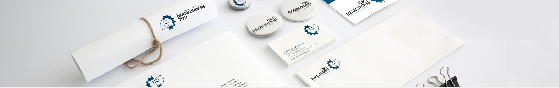 Diseño de Logos y Papelería Corporativa